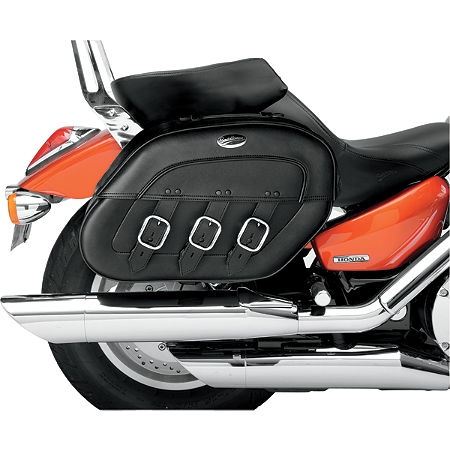 Saddlemen Drifter Quick Release Saddlebags - Main