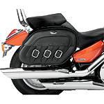 Saddlemen Drifter Quick Release Saddlebags - Saddlemen Cruiser Saddle Bags