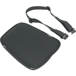 Saddlemen Saddlegel Seat Pad - Soft-Stretch - Saddlemen BR1800EXS Sissy Bar Bag With Studs