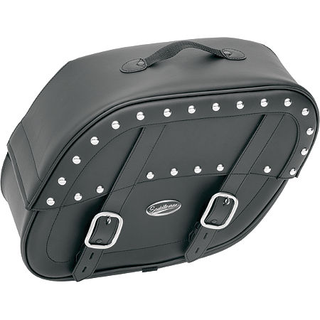 Saddlemen Desperado Saddlebags With Shock Cutaway - Main