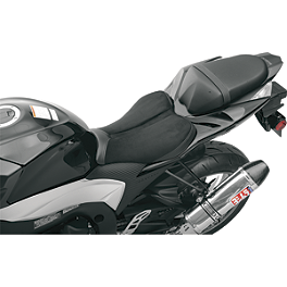 Saddlemen Sportbike Seat - Sport - Sargent World Sport Performance Seat With Black Welt