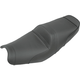 Saddlemen Stealth Sport Touring Seat - National Cycle Tall Replacement Windscreen