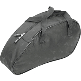 Saddlemen Teardrop Saddlebag Liner - Saddlemen Midnight Express Drifter Slant Saddlebags