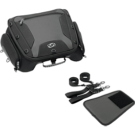 Saddlemen TS1620S Sport Tunnel Bag - Saddlemen Quick-Detach Strap Kit