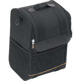Saddlemen SSR1200 Universal Bike Bag - Saddlemen Rigid Mount Universal Desperado Saddlebags