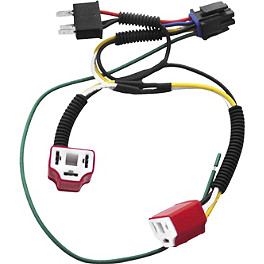 Signal Dynamics Adapter Harness For Headlight Module - 2013 Triumph America 865 Vesrah Racing Oil Filter
