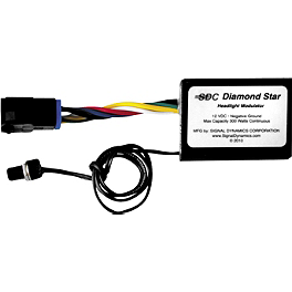 Signal Dynamics Plug & Play Headlight Module - Signal Dynamics Adapter Harness For Headlight Module