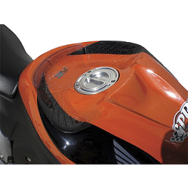 Stomp Grip Aaron Colton Stunt Signature Tank Pad Kit - 2011 BMW S1000RR Stomp Grip Traction Pads