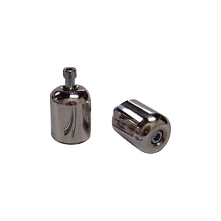 Shogun Motorsports Bar End Sliders - Polished - Main