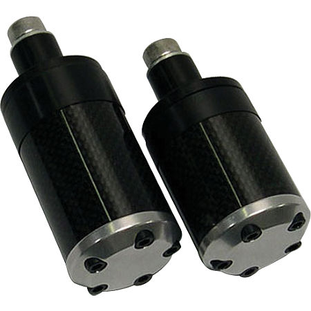 Shogun Motorsports Carbon S5 No Cut Frame Sliders - Main