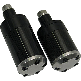 Shogun Motorsports Carbon S5 No Cut Frame Sliders - Militant Moto Barrier Bar - Black
