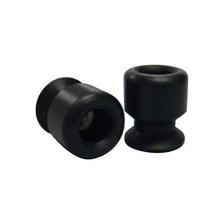 Shogun Motorsports Swingarm Sliders - Black - Main