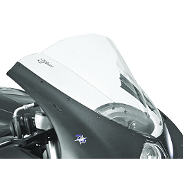 Zero Gravity Double Bubble Windscreen - 2008 Kawasaki ZX1000 - Ninja ZX-10R Zero Gravity Double Bubble Windscreen