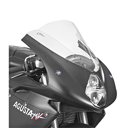 Zero Gravity Double Bubble Windscreen - 2011 Yamaha YZF - R1 BikeMaster Black Replacement Mirror - Left