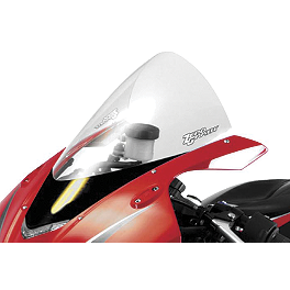 Zero Gravity Corsa Windscreen - 2013 Suzuki GSX-R 750 Zero Gravity Double Bubble Windscreen