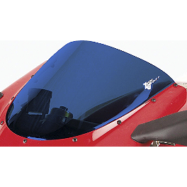 Zero Gravity SR Series Windscreen - 1998 Suzuki GSX-R 1100 Zero Gravity Double Bubble Windscreen