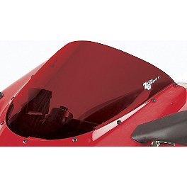 Zero Gravity SR Series Windscreen - 1990 Yamaha FZR 600R Zero Gravity Double Bubble Windscreen