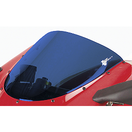 Zero Gravity SR Series Windscreen - 2006 Yamaha YZF600R Zero Gravity Double Bubble Windscreen