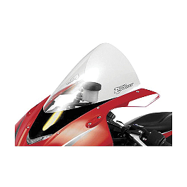 Zero Gravity Corsa Windscreen - 2007 Triumph Daytona 675 Zero Gravity Double Bubble Windscreen
