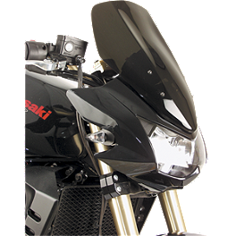 Zero Gravity Double Bubble Windscreen - 2005 Kawasaki ZR1000 - Z1000 Zero Gravity Double Bubble Windscreen
