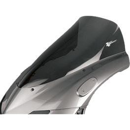 Zero Gravity Sport Touring Windscreen - 2007 Ducati SportTouring ST3 Zero Gravity Double Bubble Windscreen