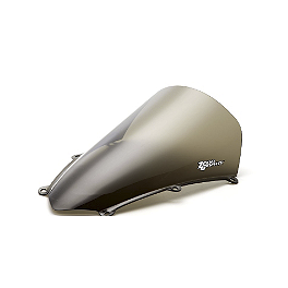 Zero Gravity Sport Touring Windscreen - 2010 Honda CBR600RR Zero Gravity Double Bubble Windscreen