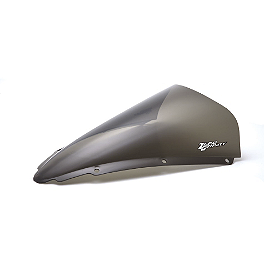 Zero Gravity Sport Touring Windscreen - 2000 Yamaha YZF - R1 Zero Gravity Double Bubble Windscreen