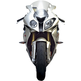Zero Gravity SR Series Windscreen - 2010 BMW S1000RR Zero Gravity Double Bubble Windscreen