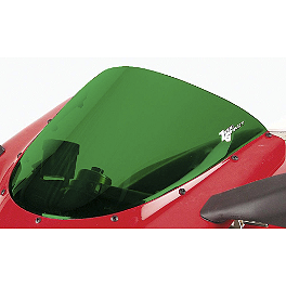 Zero Gravity SR Series Windscreen - 1993 Kawasaki ZX750 - Ninja ZX-7 Zero Gravity Double Bubble Windscreen