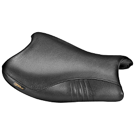 Zero Gravity Latigo Series Sportbike Seat - Black - 2012 Honda CBR600RR ABS Zero Gravity Double Bubble Windscreen