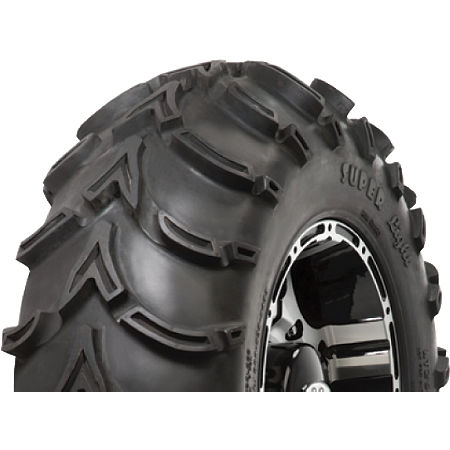 Super Grip Super Light PU Flat Proof Tire - 25x8-12 - Main