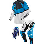 2013 Shift Faction Combo -  Dirt Bike Pants, Jersey, Glove Combos