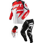 2013 Shift Strike Combo - Trooper - Shift Racing Dirt Bike Products