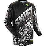 2014 Shift Assault Jersey - Masked - Shift Racing Dirt Bike Riding Gear