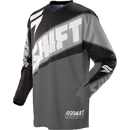 2014 Shift Assault Jersey - Race - Main