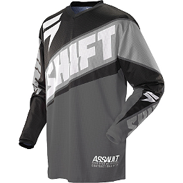 2014 Shift Assault Jersey - Race - 2014 Shift Assault Gloves - Race