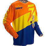 2014 Shift Faction Jersey - Slate - Utility ATV Jerseys