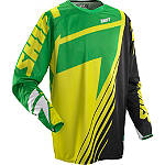 2014 Shift Faction Jersey - Satellite - Shift Racing Dirt Bike Jerseys