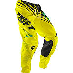 2014 Shift Faction Pants - Satellite - In The Boot Dirt Bike Pants