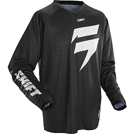 2014 Shift Recon Jersey - Granite - 2014 One Industries Youth Atom Gloves