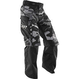 2014 Shift Recon Pants - Veteran - 2014 Shift Recon Gloves - Veteran