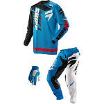 2014 Shift Strike Combo - Glory - Shift Racing Utility ATV Riding Gear
