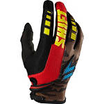 2014 Shift Strike Gloves - Brigade - Shift Racing Dirt Bike Gloves