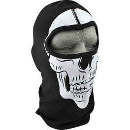Zan Headgear Cotton Balaclava - River Road Full-Face Neoprene Mask