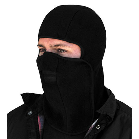 Zan Headgear Fleece Balaclava Hook-And-Loop - Main