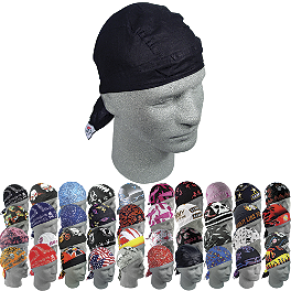 Zan Headgear Flydanna - Zan Headgear Vented Flydanna