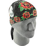 Zan Headgear Road Hog Flydanna - Zan Headgear Motorcycle Riding Headwear