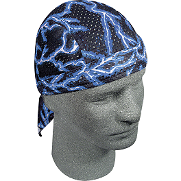 Zan Headgear Vented Flydanna - Zan Headgear Flydanna