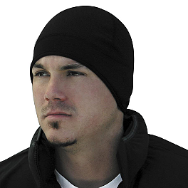 Zan Headgear Helmet Liner With Earcover - Klim Inversion Beanie