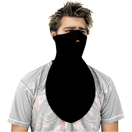 Zan Headgear Neoprene Half With Neck Shield - Zan Headgear Neoprene Full Face Mask With Neck Shield